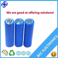 Shenzhen lithium li-ion battery 3.7v 750mah 14500 battery