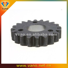 A class quality GY6 125-150cc motorcycle drive shaft gear scooter gear
