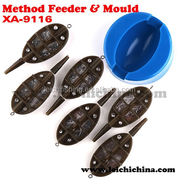 Wholesale free sample carp fishing feeder