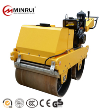 Factory price new steel road roller for asphalt pavement with CE certificate