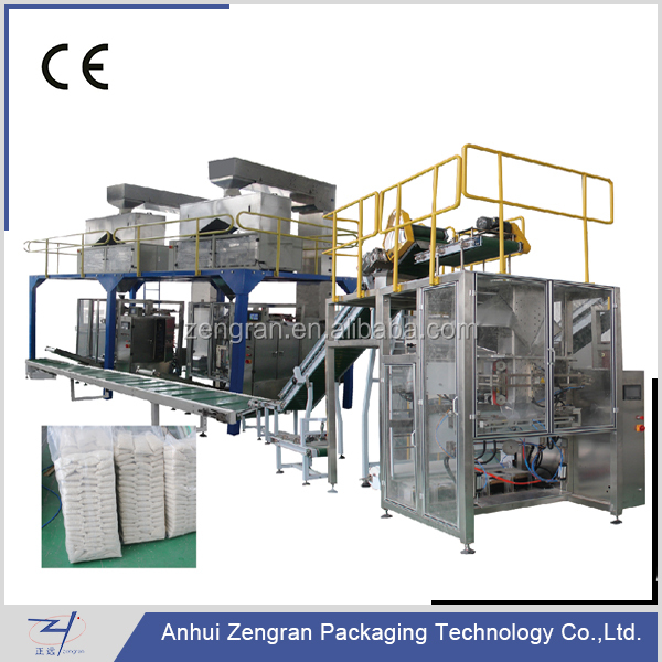 VFS1100 Bag-in-Bag secondary packaging machine