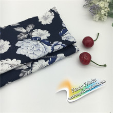 China professional manufacture floral print cotton fabric