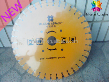 Midstar Abrasive Round Edge Diamond Grinding Wheel