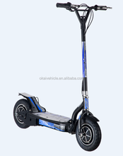 6-8h Charging Time and 350W Power lightweight easy rider electric scooter