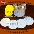 chips Aluminum foil paper seal liner single-plate type