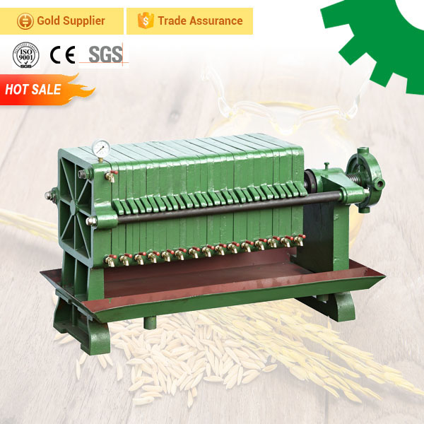 Factory price advanced algae oil filter press machine