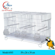 Chinese wholesale foldable bird breeding cages
