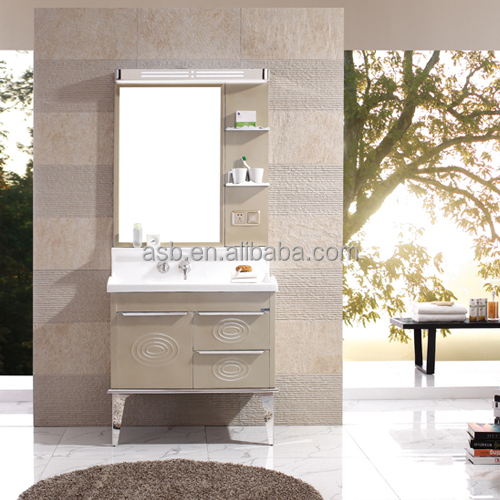 bathroom accessories lahore european modern stainless steel 36 bathroom vanity combo in lahore - Bathroom Accessories Lahore