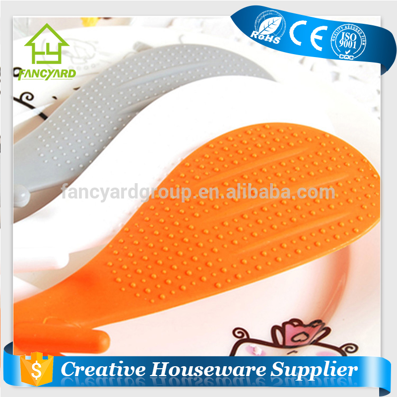 FY5004 Cheap squirrel shape rice kitchen utensil