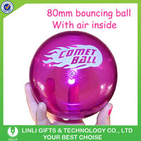 Supply 80mm TPU Air Bouncing Ball