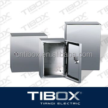 High quality, beautiful, IP66 AISI 304 stainless steel ip66 outdoor enclosure tibox enclosures for electrics