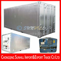 40 Feet High Cube Used Intermodel Refrigerated Container Hot Sale