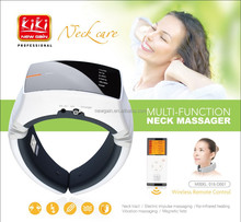 Rechargeable Health Care products. Fashion body massager. Electric neck massager