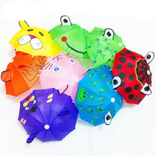 Promotion Cheap Plastic Mini Toy Umbrella For Kid