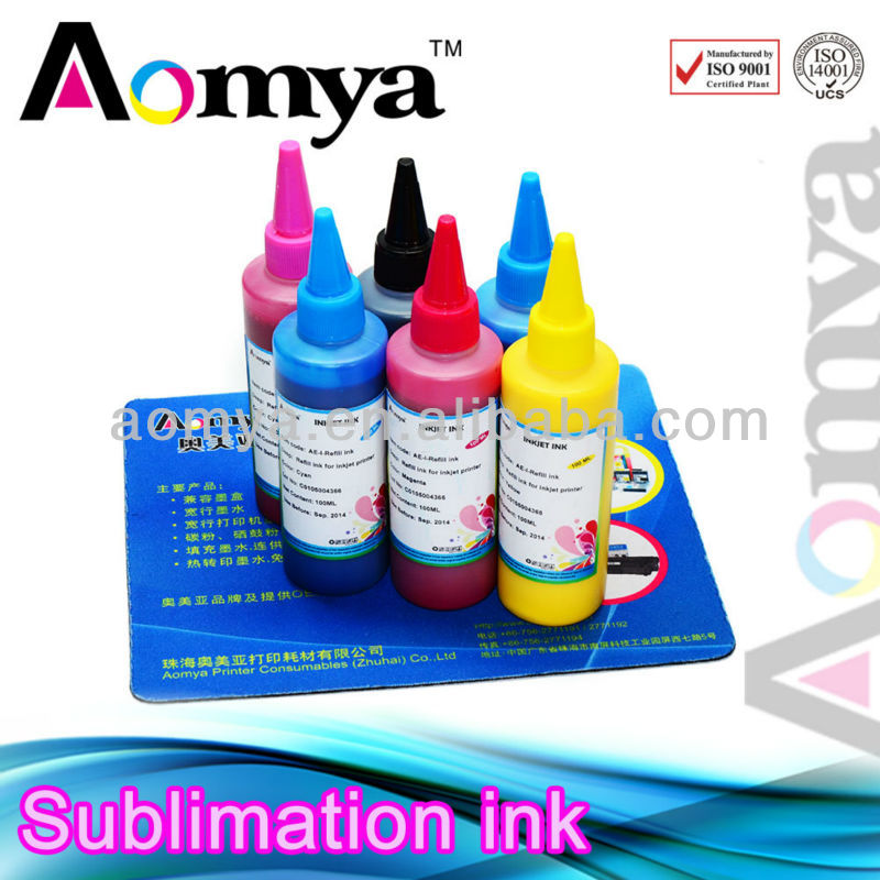 Hot sale sublimation offset ink for Epson Stylus L210 printer