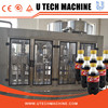 Small scale carbonated beverage filling plant/CSD filling machine manufacturer /carbonated orange juice filling machine
