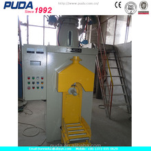 Semi Automatic Calcined Flint Clay Bag Filling Machine