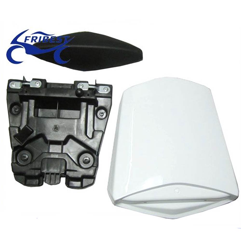 FRSYA007 Motorcycle Rear Seat Cowl Cover For YZF R6 2003 2004 2005 White