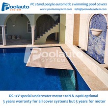 2016 New design Heat preservation and dustproof swimming rectangle pool cover