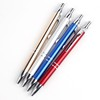 New products promotion pen with custom logo personalised metal pen with free sample