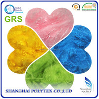 POLYESTER STAPLE FIBER PSF With GRS