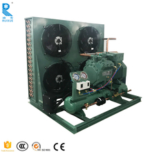 5 HP R134a Energy-saving bitzer compressor Condensing unit with components