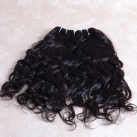 No Shedding No Mix No Tangle Virgin Real DK Hair, 3 packs 22inch hot malaysian natural wave human hair extension