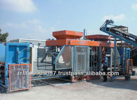 BS25 HOLLOW BLOCK MACHINE