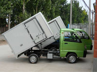1 Ton Load Light Electric Truck Van With 2.0~2.2m Carriage