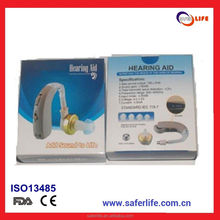 invisible make-in-china fashionable bte hearing aid price