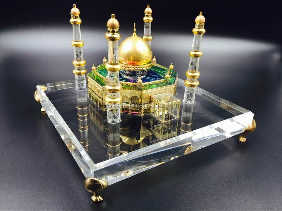 crystal building model for islam <strong>craft</strong>