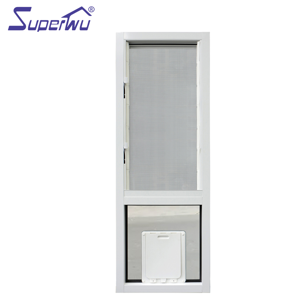 Quality Aluminium Patio Pet Door/ Cat & Dog Door