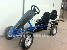 big size adult pedal cars,with four wheels from manufactory F170AB