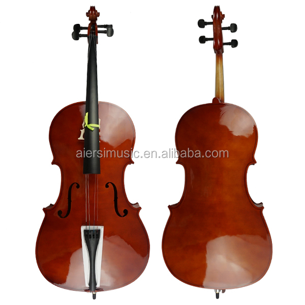 cheap price Practice children cello wholesale laminted body cello