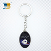 direct sell cheap custom metal print keychain manufacturer