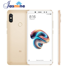 Wholesale Xiaomi Redmi Note 5 Pro 4GB RAM 64GB ROM AI-based Face Recognition 4g Smart Phones