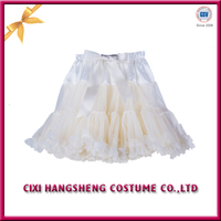 fashion little girls dance short tutu skirt