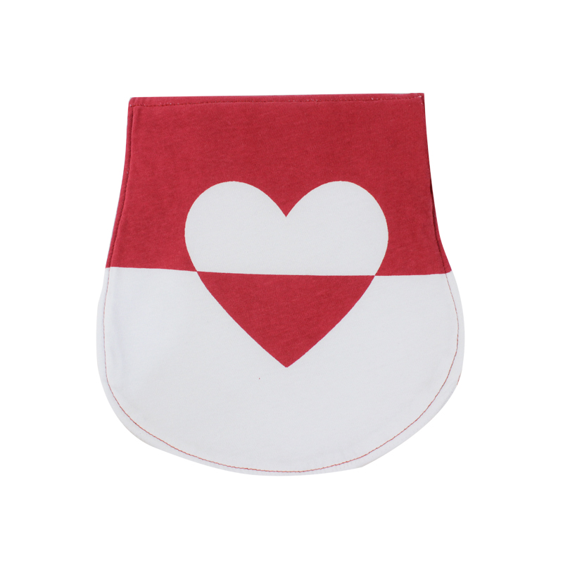 Professional supplier good quality OEM cotton baby soft burp cloth