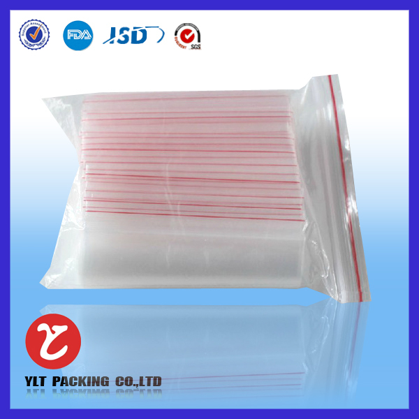 High quality PET and PE laminated custom printed resealable plastic zipper bag, reusable mylar zip lock bag