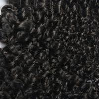 No tangle no shedding Perfect Lady kinky curly hair bundles with lowest price