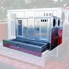 KIN4X4 Dog Transport boxes