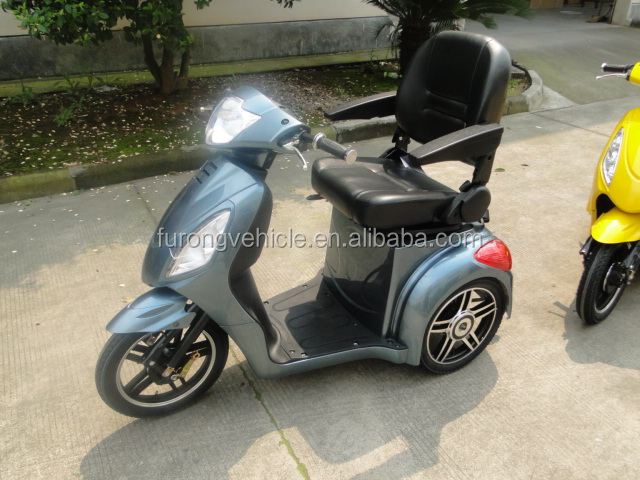 elctric tricycle three wheel handicapped person scooter