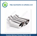 BCK0882 custom high quality car exhaust pipe