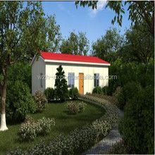 China prefabricated house used price/house plans design