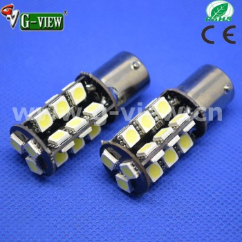 Factory direct sale 1157 27 pcs canbus led bulb no error bulbs