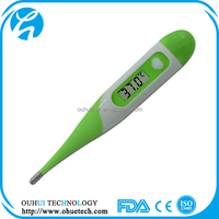 New Style Medical Rapid Flexible Tip baby digital thermometer With FDA