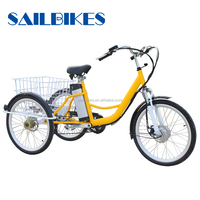 new style adult tricycle with strong frame