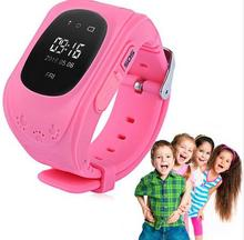 2017 shenzhen factory mini wristband kids gps tracker watch SMS GSM/GPRS/GPS Child Hidden small gps tracker for kids