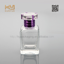 top grade professional famous glass perfume cosmetic bottle