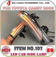 Car accessories Product LED SIDE LAMP FOR JAPAN TOYOTA XW30 PRIUS
